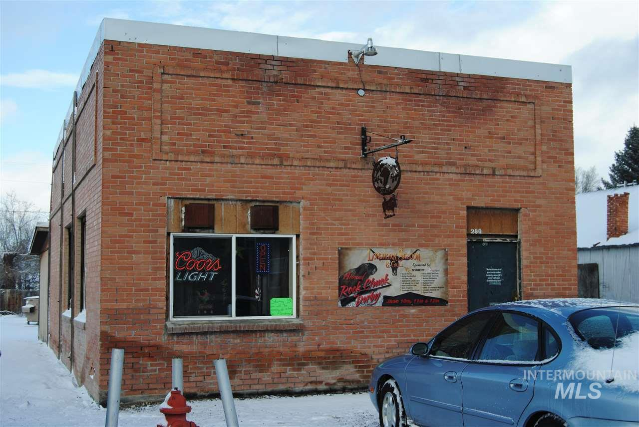 Commercial for Sale at 296 Main Street 296 Main Street Castleford, Idaho 83321