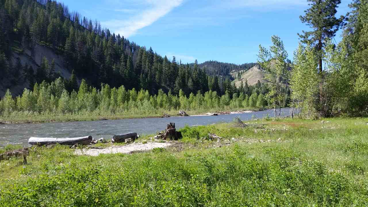 Terreno por un Venta en tbd Elk Valley tbd Elk Valley Featherville, Idaho 83647