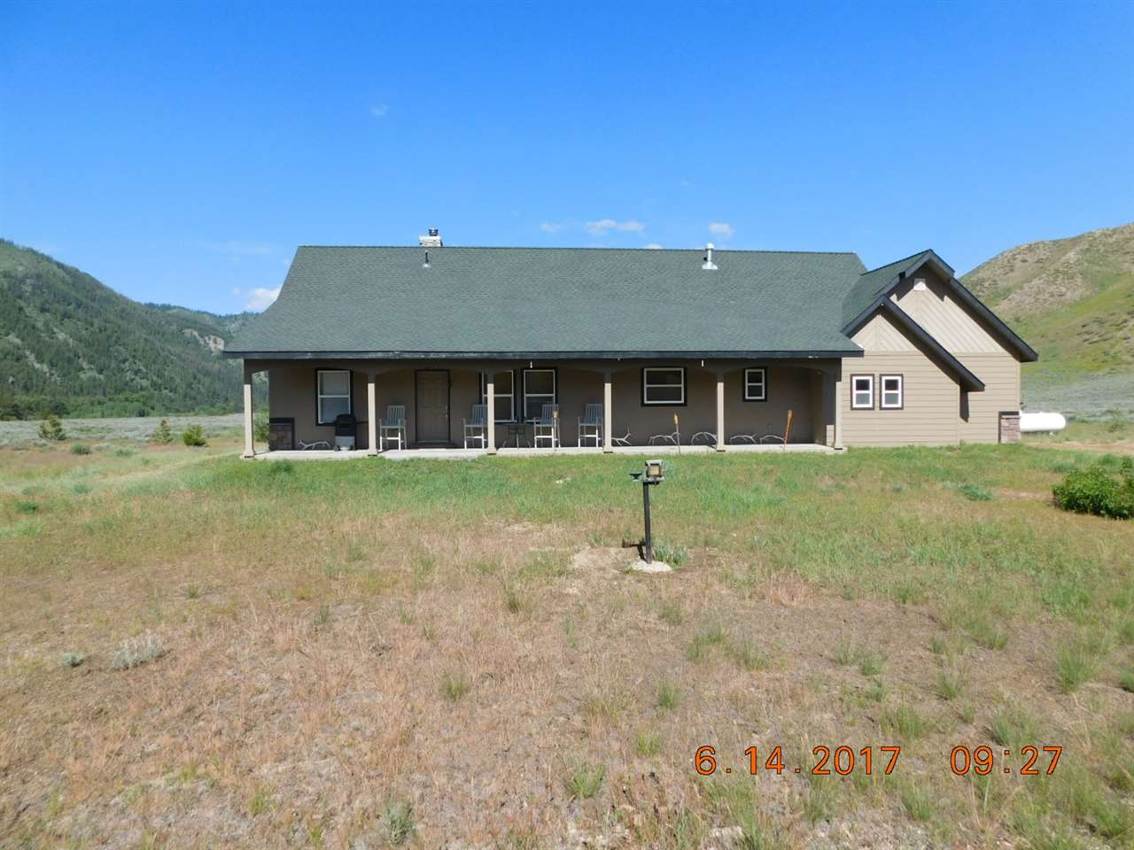 Single Family Home for Sale at 5190 E Baumgartner Rd Featherville, Idaho 83647