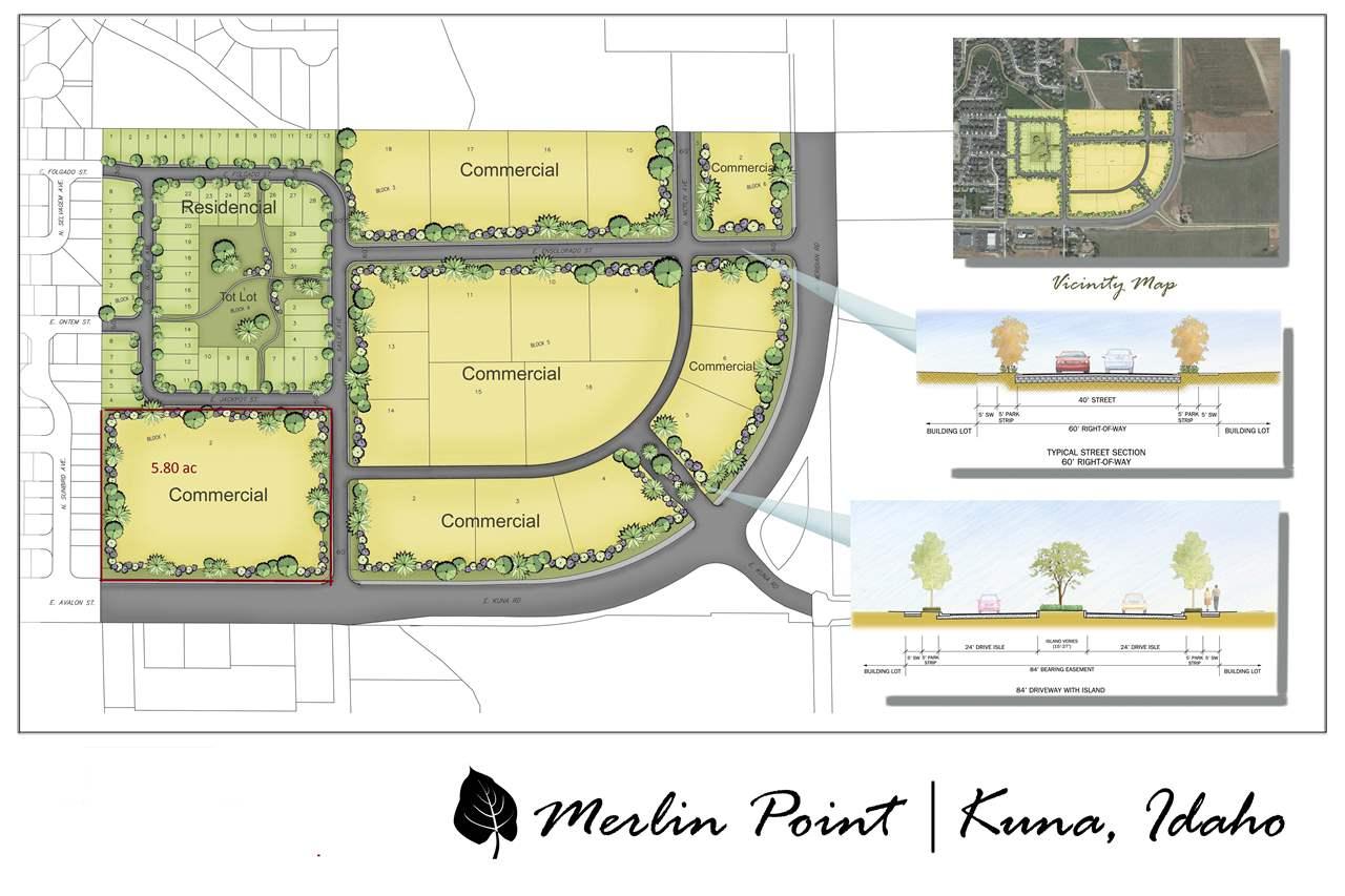 Development por un Venta en TBD S Kuna TBD S Kuna Kuna, Idaho 83642