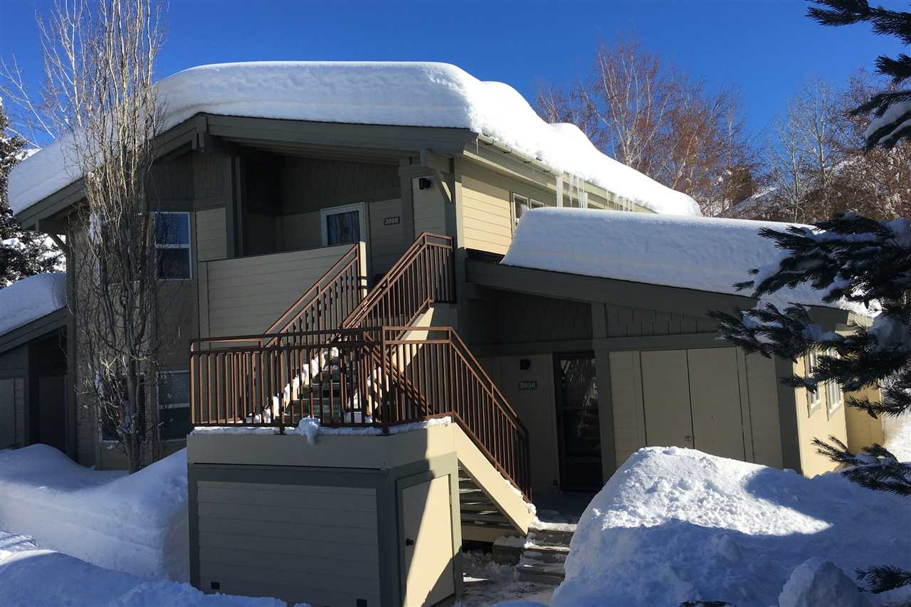 Casa Unifamiliar por un Venta en 3694 Upper Ranch Condo Drive Sun Valley, Idaho 83353