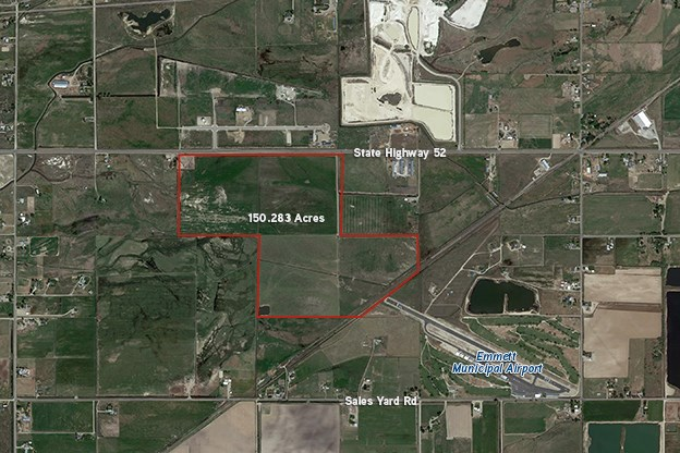 Land for Sale at 2719 W State Hwy 52 Emmett, Idaho 83617