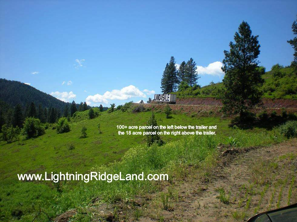 Terreno por un Venta en 18 Acres Lightning Creek Rd Grangeville, Idaho 83605