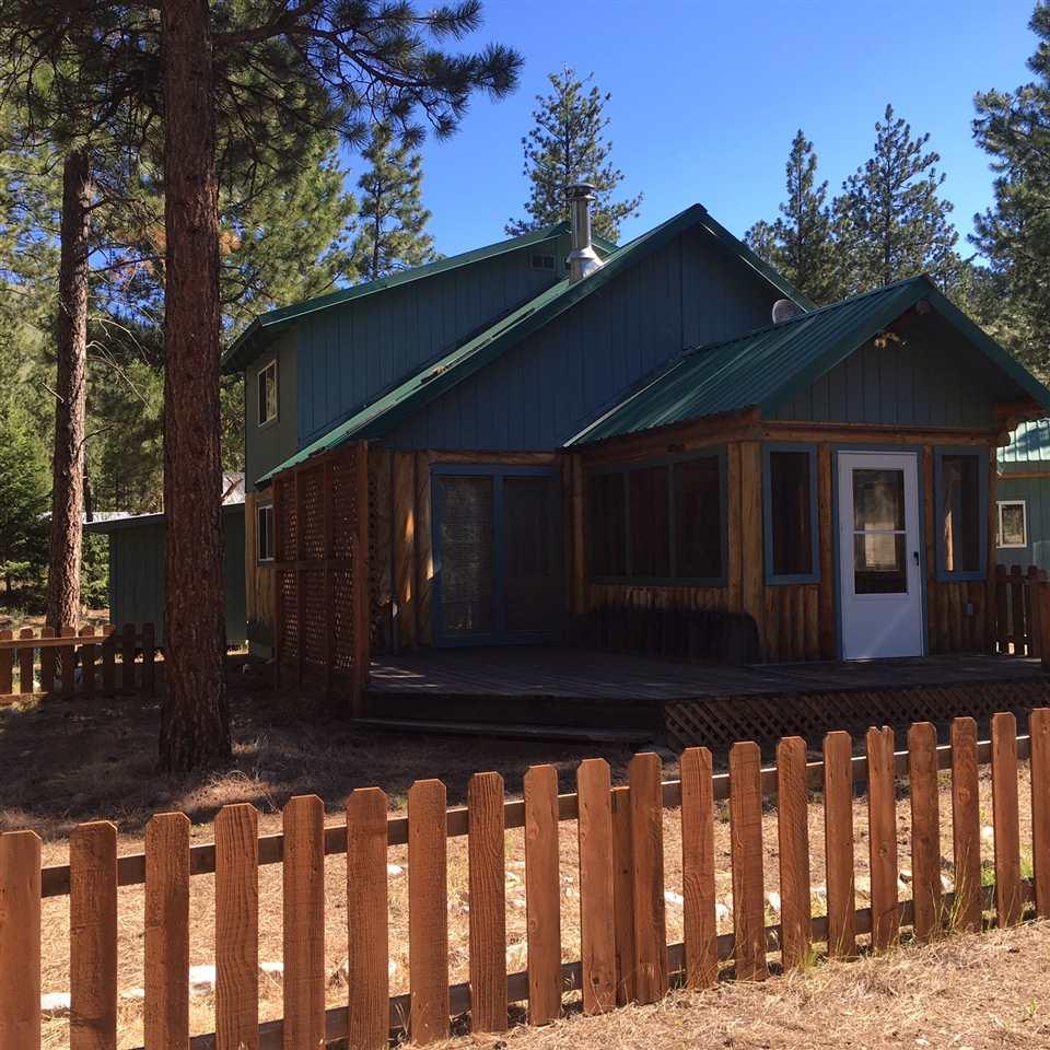 Casa Unifamiliar por un Venta en 56 Sheep Creek Loop North Fork, Idaho 83467
