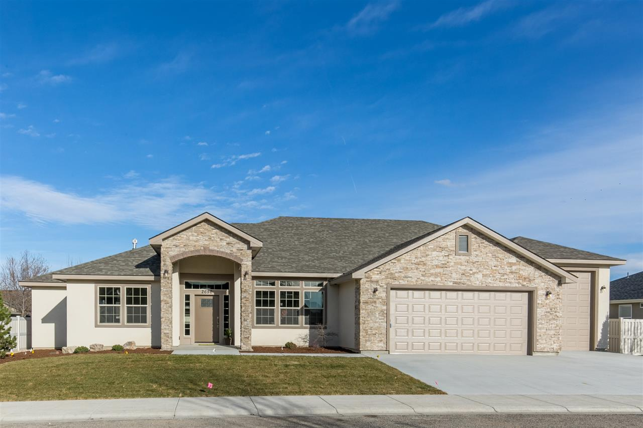 Single Family Home for Sale at 2696 S Afleet Avenue Meridian, Idaho 83709