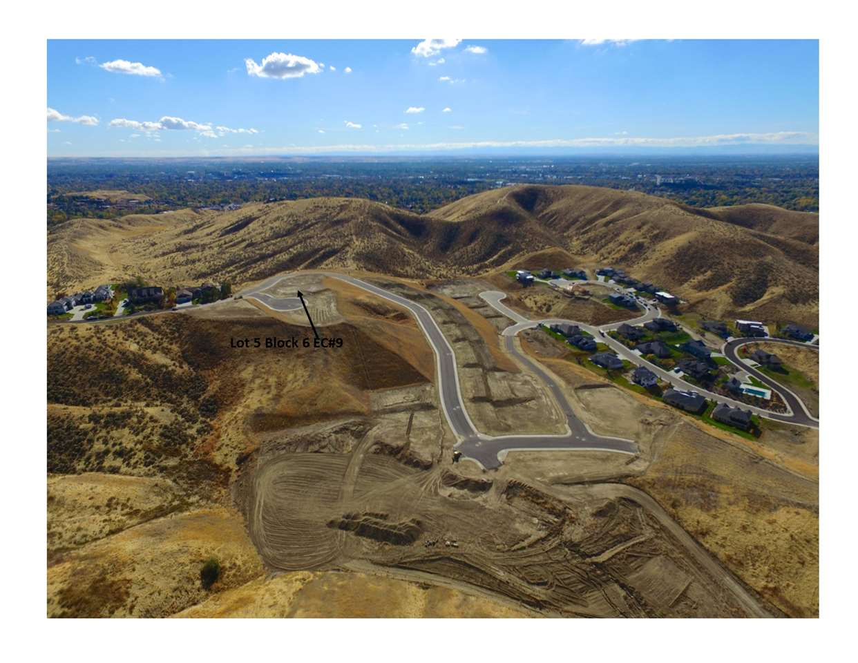 Lot 5 Block 6 Eyrie Canyon #9, Boise, ID 83703
