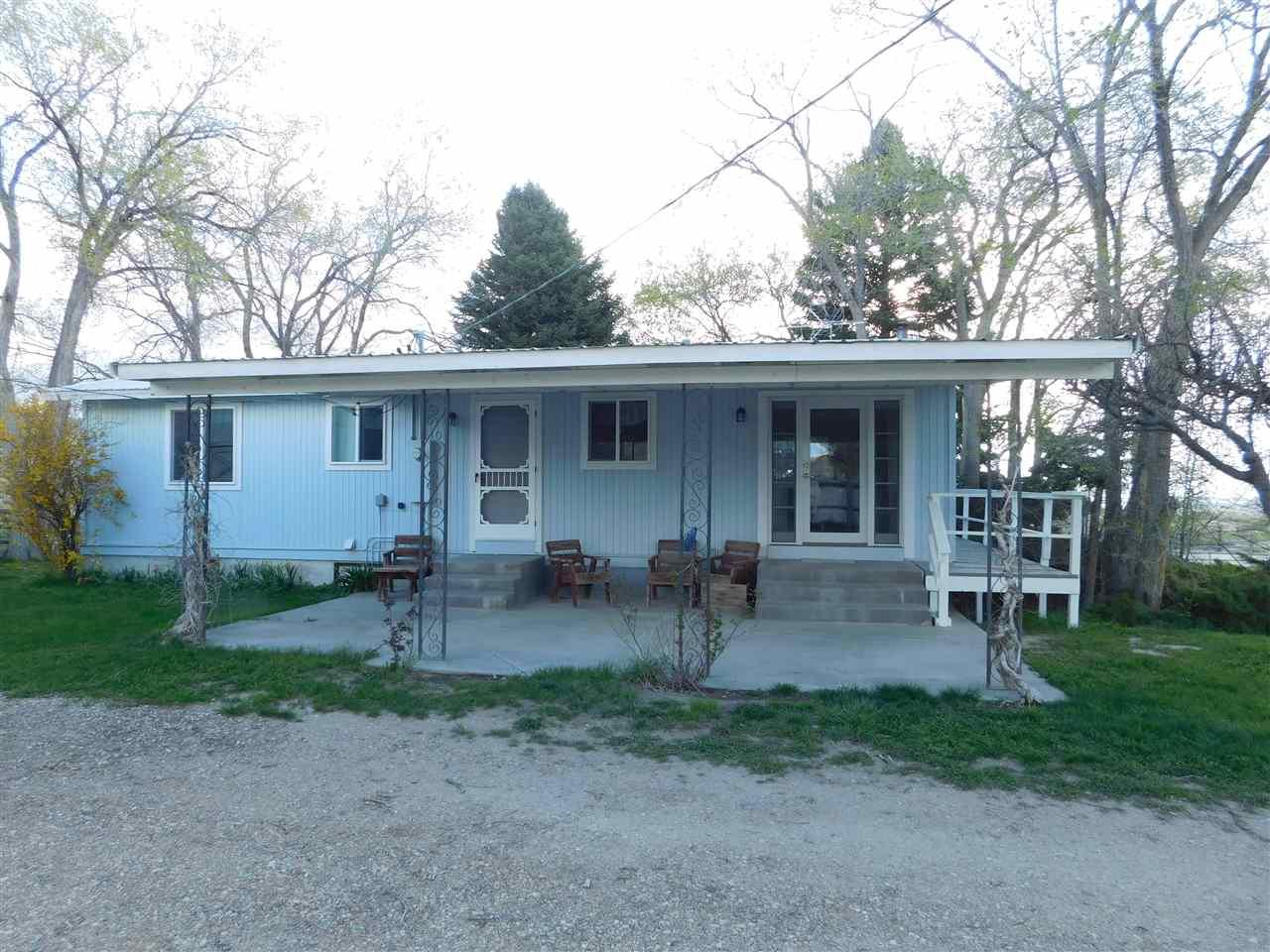 Single Family Home for Sale at 16990 Shortcut Rd Oreana, Idaho 83650