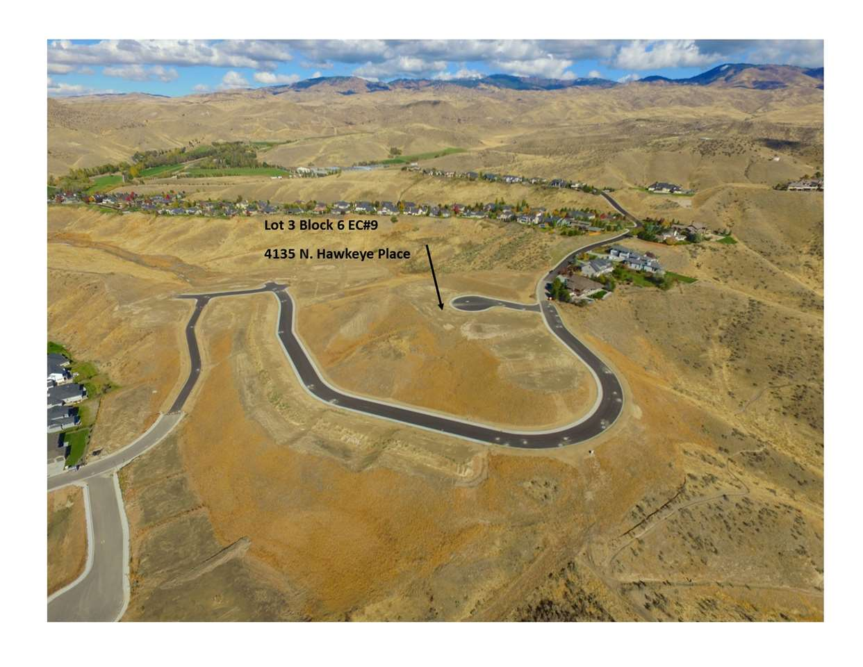 Lot 3 Block 6 Eyrie Canyon #9, Boise, ID 83703