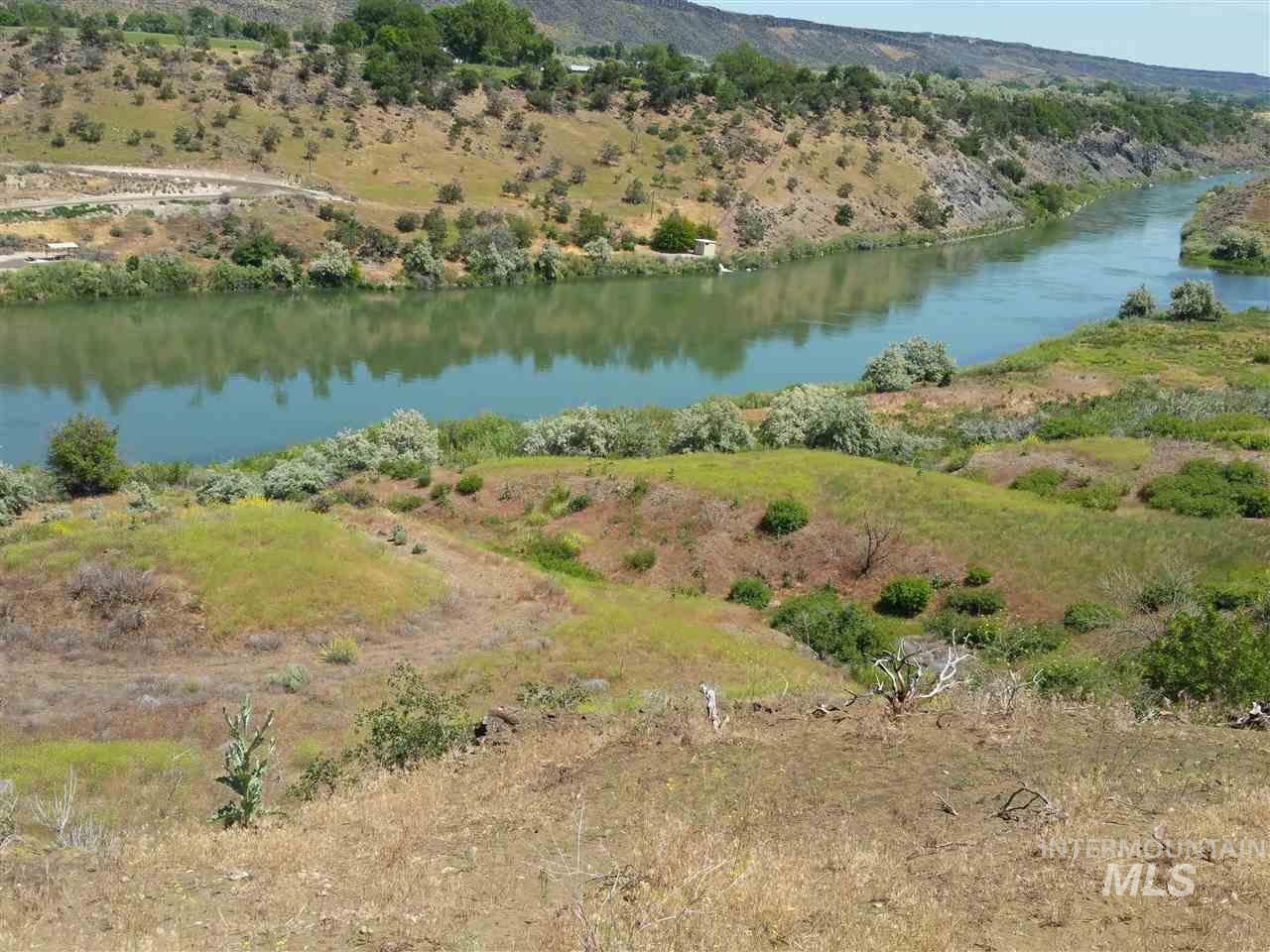 Terreno por un Venta en 6210 King Hill Canal Bliss, Idaho 83316
