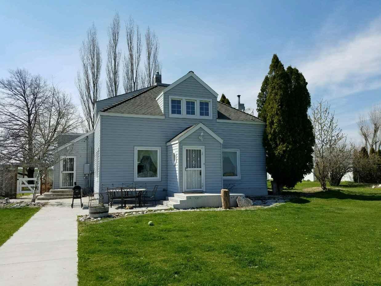 Casa Unifamiliar por un Venta en 403 S 950 W Heyburn, Idaho 83336