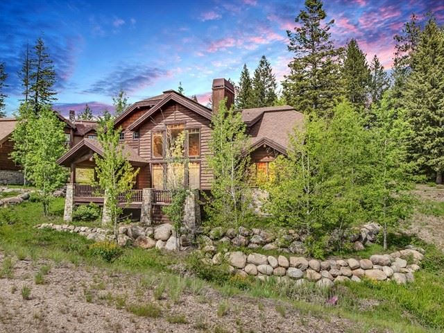 Single Family Home for Sale at 144 Whitewater Drive Donnelly, Idaho 83615