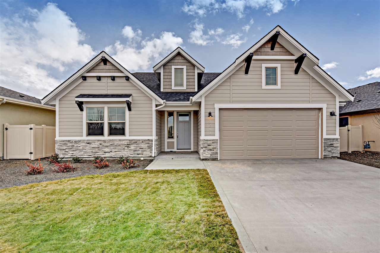 Single Family Home for Sale at 4866 W Barnview Dr Boise, Idaho 83714