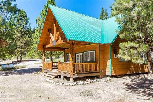 51 South Fork Drive, Lowman, ID 83637