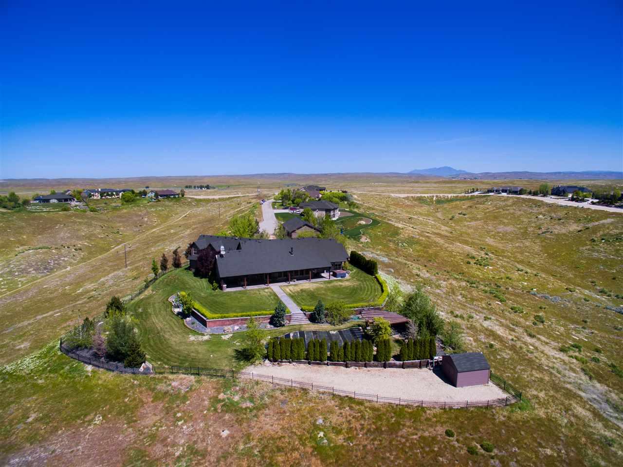 独户住宅 为 销售 在 5749 N Prism Ridge Lane Star, 爱达荷州 83669