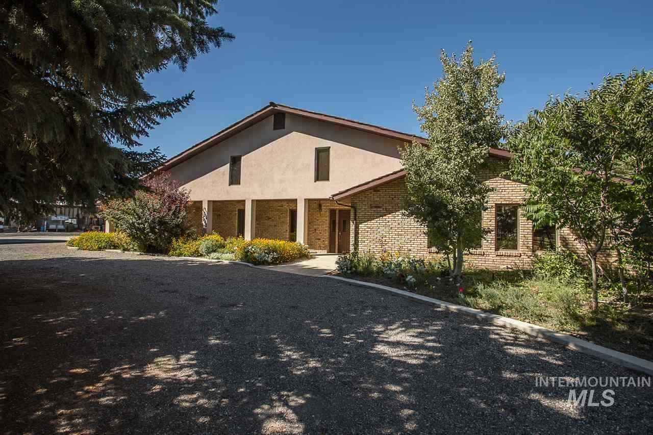 Single Family Home for Sale at 1872 E 1750 S Gooding, Idaho 83330
