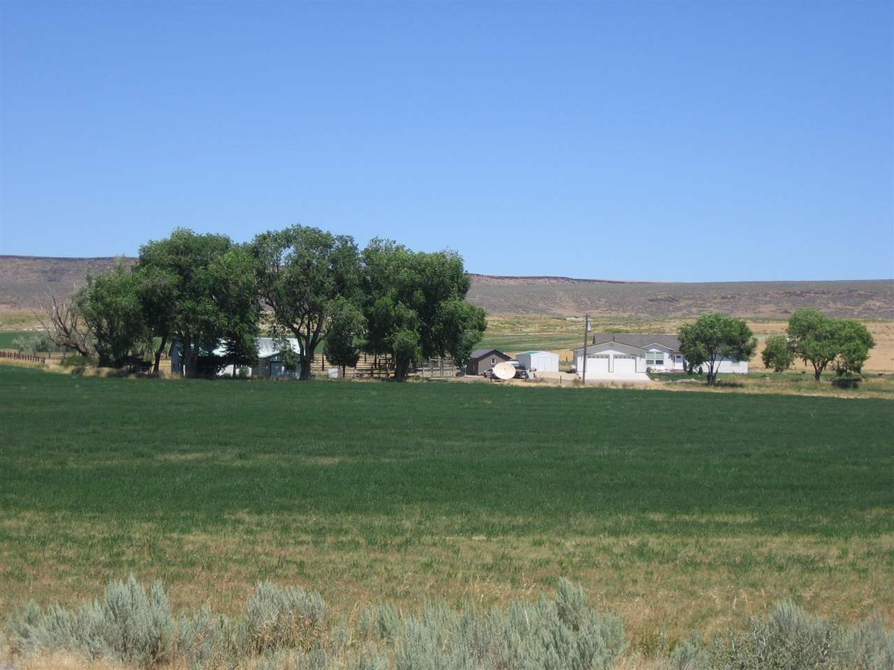Ranch for Sale at 2828 Old ION Hwy 2828 Old ION Hwy Jordan Valley, Oregon 97902