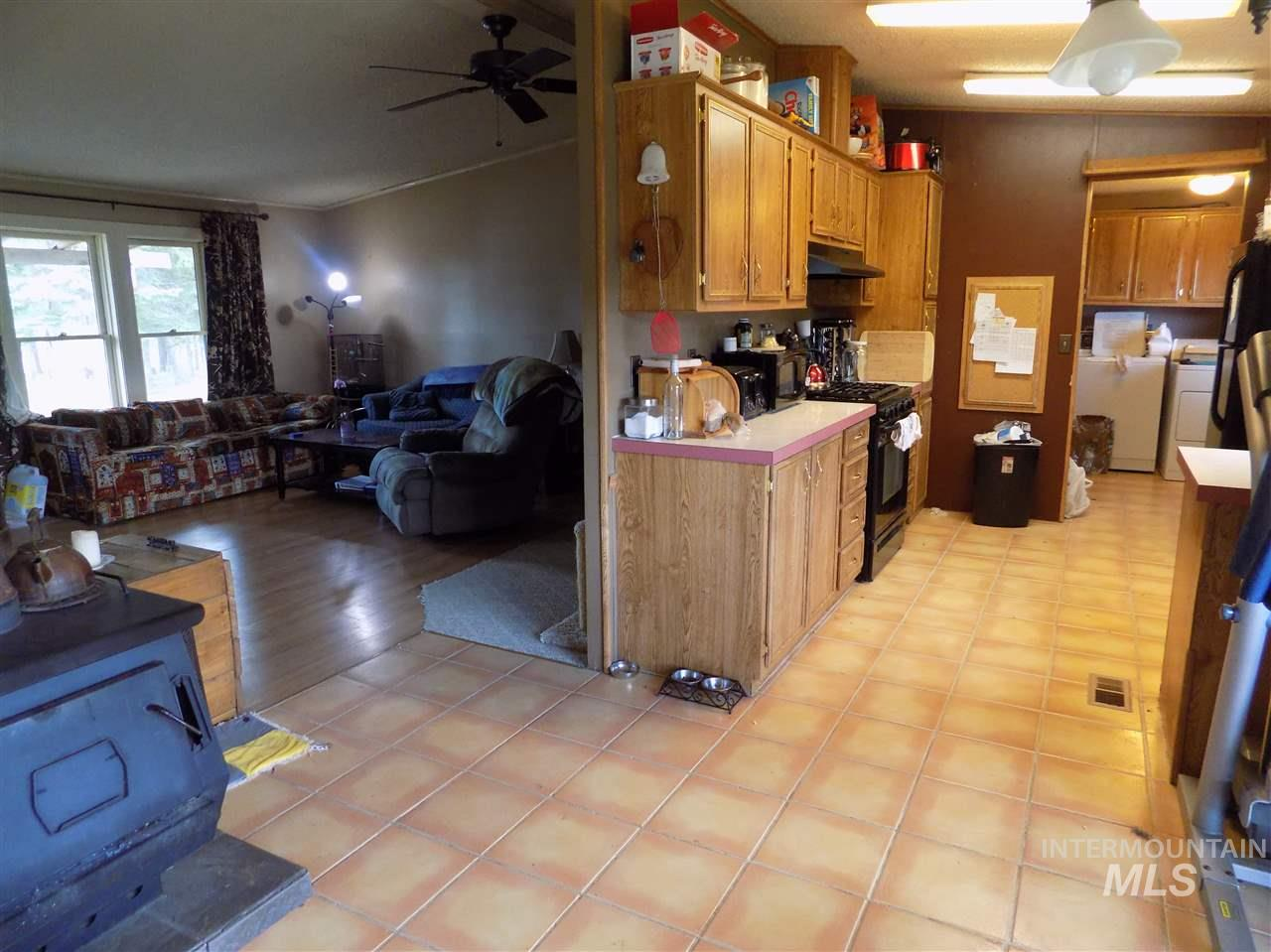 Single Family Home for Sale at 63175 Hwy 3 Fernwood, Idaho 83830