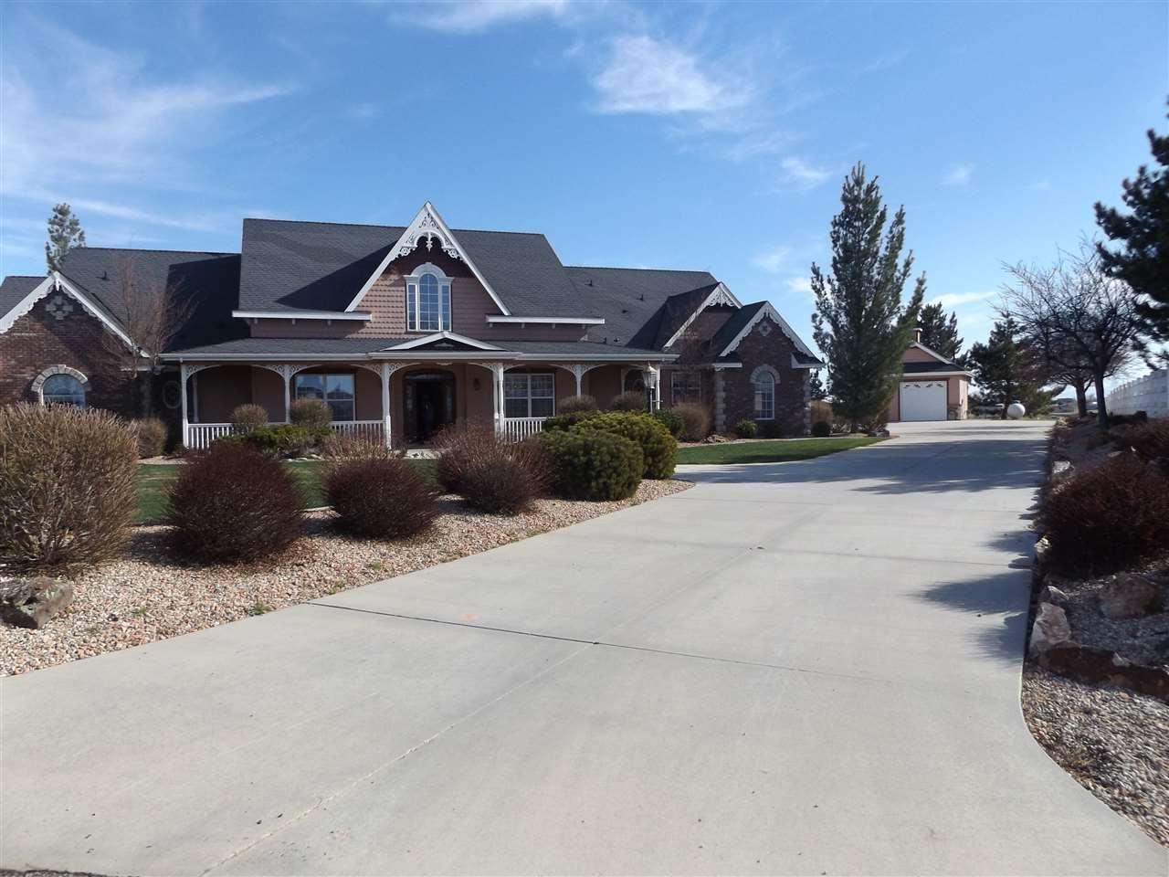 独户住宅 为 销售 在 9865 Grand Targhee Trail Middleton, 爱达荷州 83644
