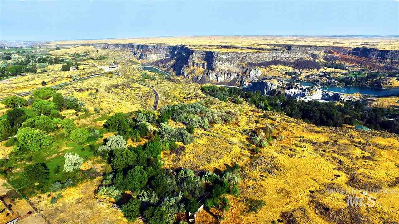 Terreno por un Venta en 10.15 Ac 3300 E. Shoshone Falls Grade & Approx 4080 N. Kimberly, Idaho 83301