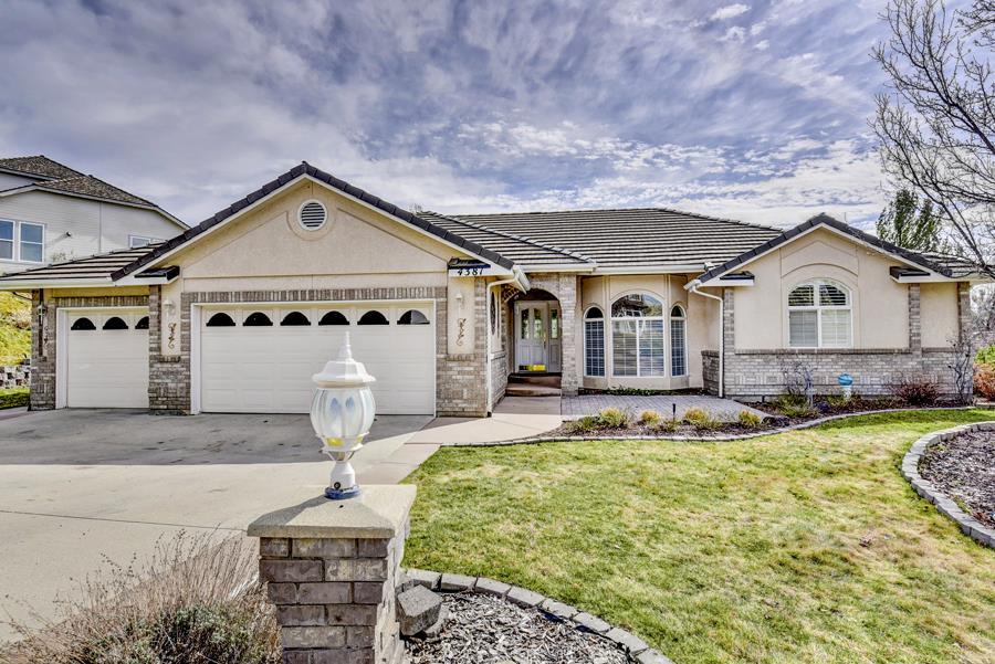Single Family Home for Sale at 4381 Quail Ridge Drive Boise, Idaho 83703