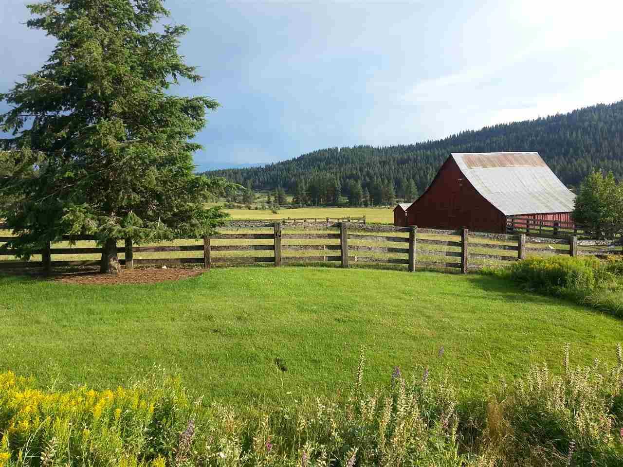 Chacra / Estancia por un Venta en 4310 Highway 95 New Meadows, Idaho 83654