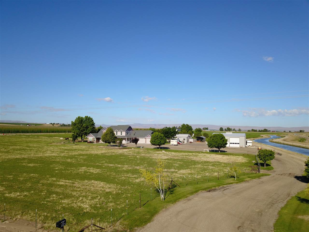 Single Family Home for Sale at 18611 Allendale Road 18611 Allendale Road Wilder, Idaho 83676