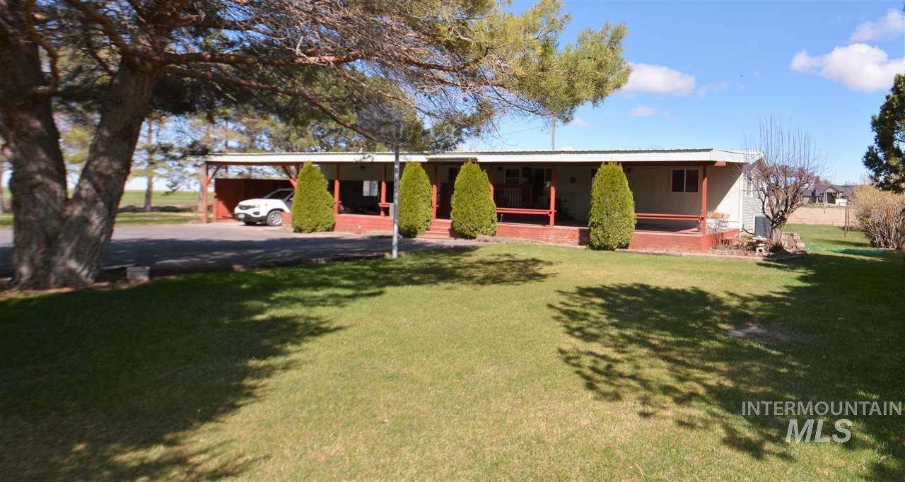 Casa Unifamiliar por un Venta en 950 S 1200 E Eden, Idaho 83325