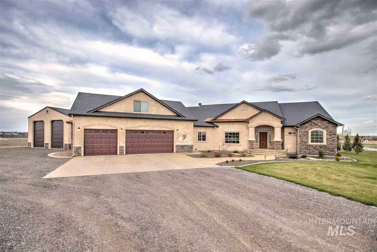 Single Family Home for Sale at 4278 Rim Vista Drive Filer, Idaho 83328