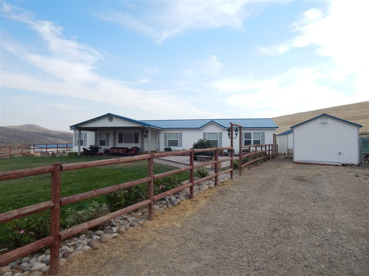 Casa Unifamiliar por un Venta en 5760 Lockett Rd Huntington, Oregon 97907