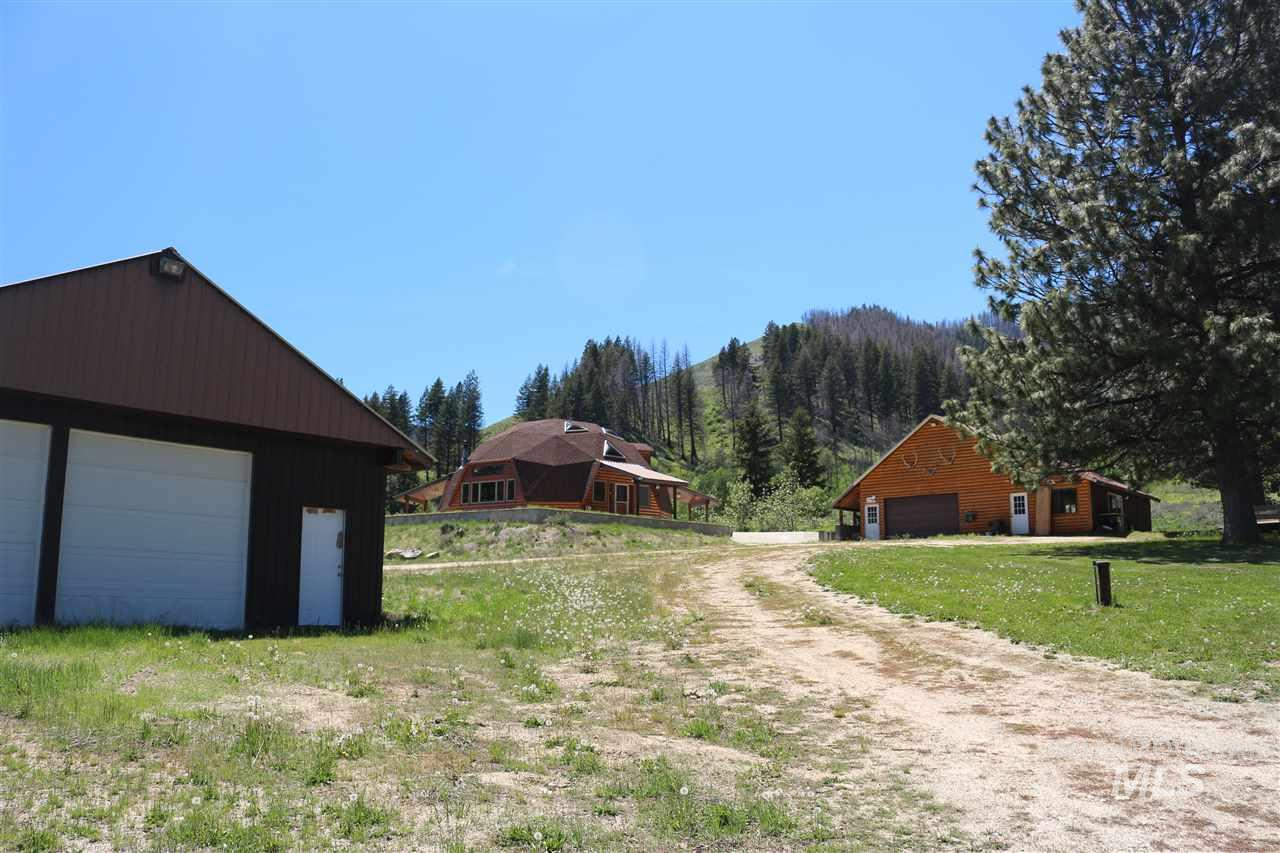 Single Family Home for Sale at 1063 N Pine-Featherville Pine, Idaho 83647