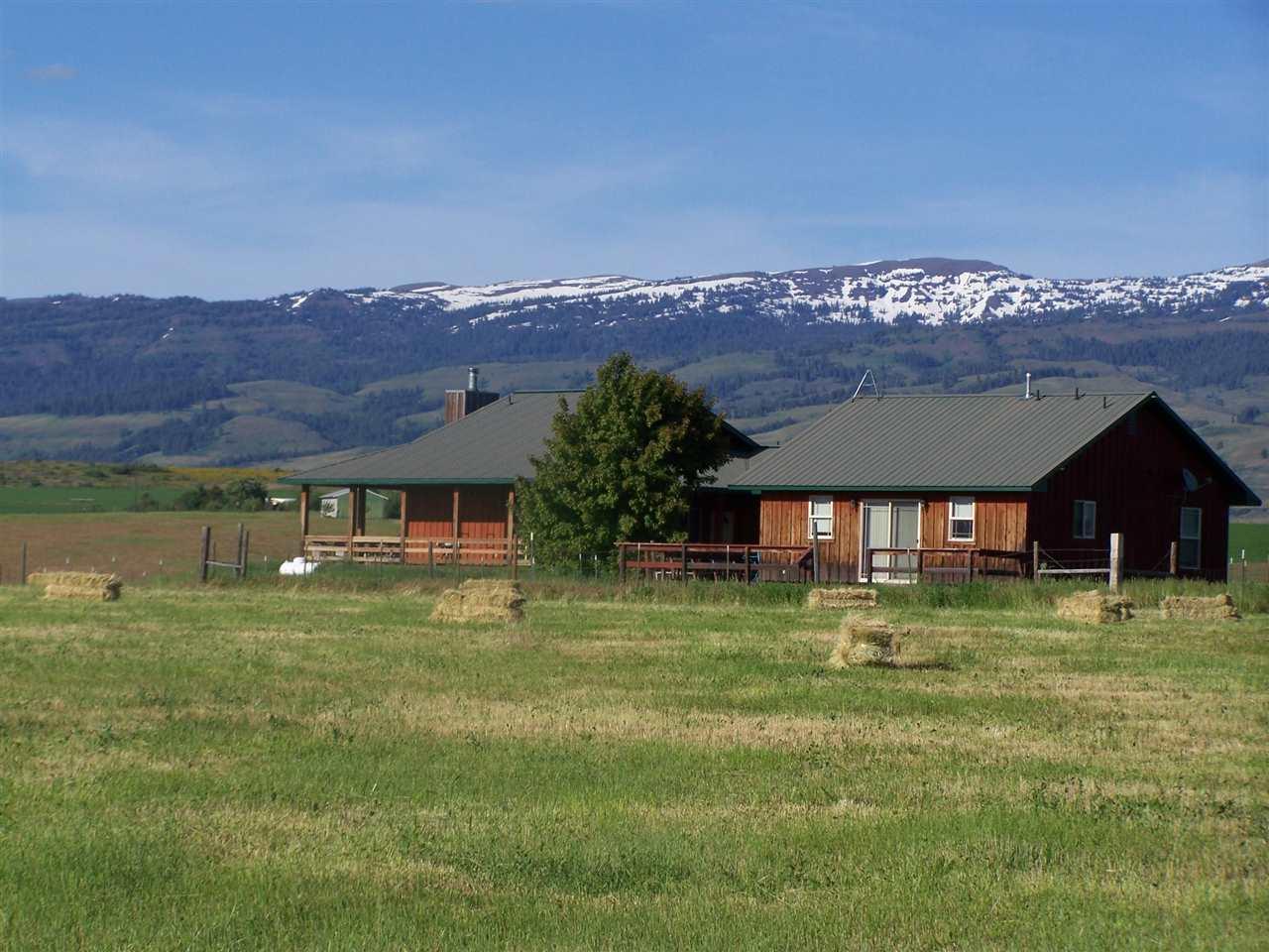 Single Family Home for Sale at 2266 Kilborn Ln Mesa, Idaho 83643