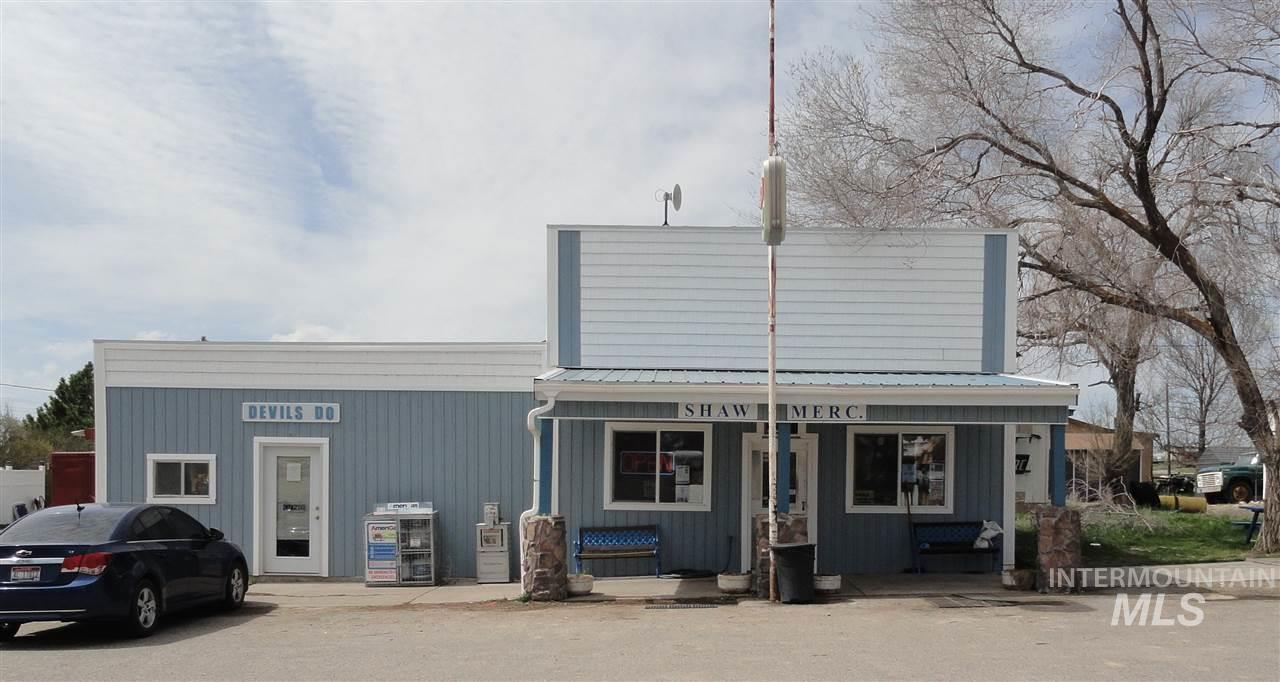 Commercial for Sale at 59 N Main St Dietrich, Idaho 83324