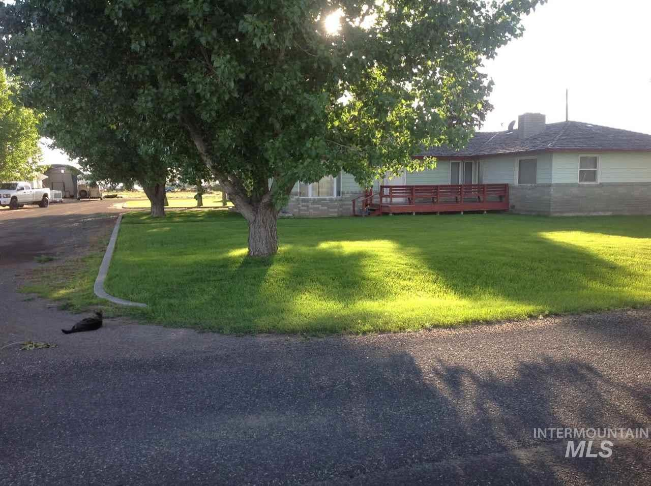 Single Family Home for Sale at 1997 E 1550 South Gooding, Idaho 83330