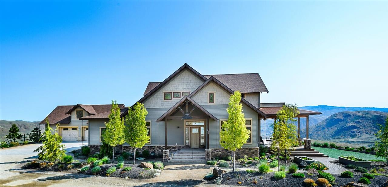 Single Family Home for Sale at 226 Winding Ridge 226 Winding Ridge Horseshoe Bend, Idaho 83629