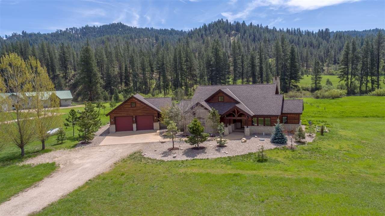 Casa Unifamiliar por un Venta en 47 River Ranch Rd Garden Valley, Idaho 83622
