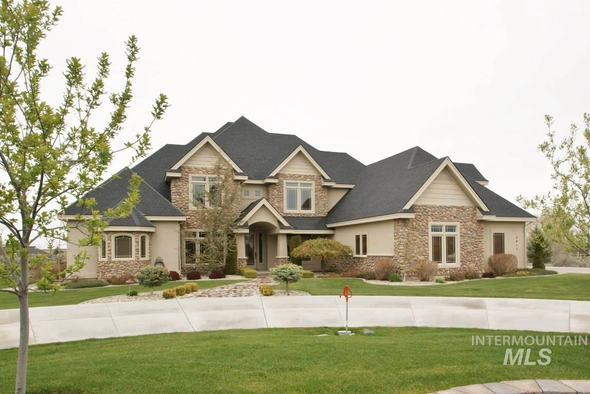 Single Family Home for Sale at 3411 Ridge Line Drive 3411 Ridge Line Drive Kimberly, Idaho 83341