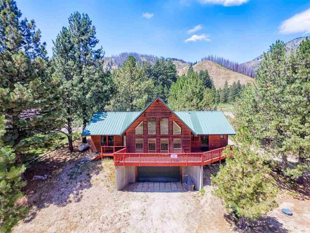 Single Family Home for Sale at 17 E Trish Drive Pine, Idaho 83647