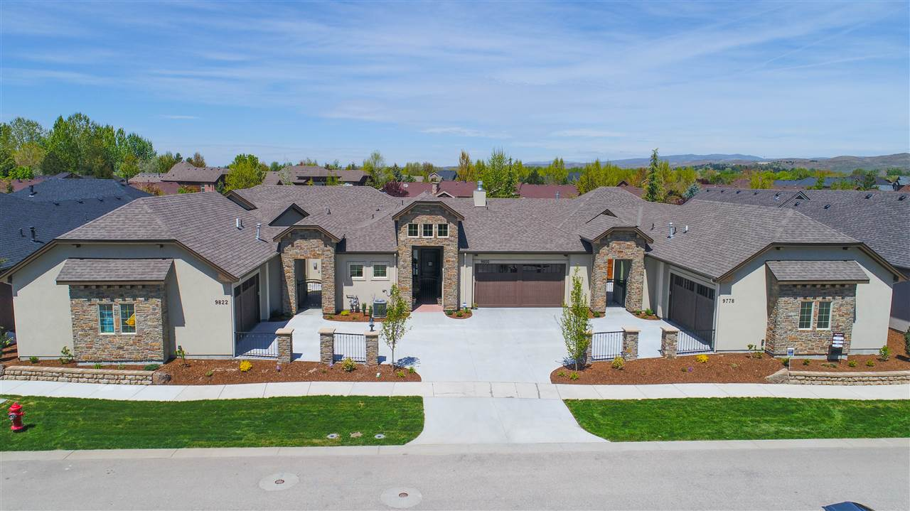 Single Family Home for Sale at 9778 W Tributary Ln Garden City, Idaho 83714