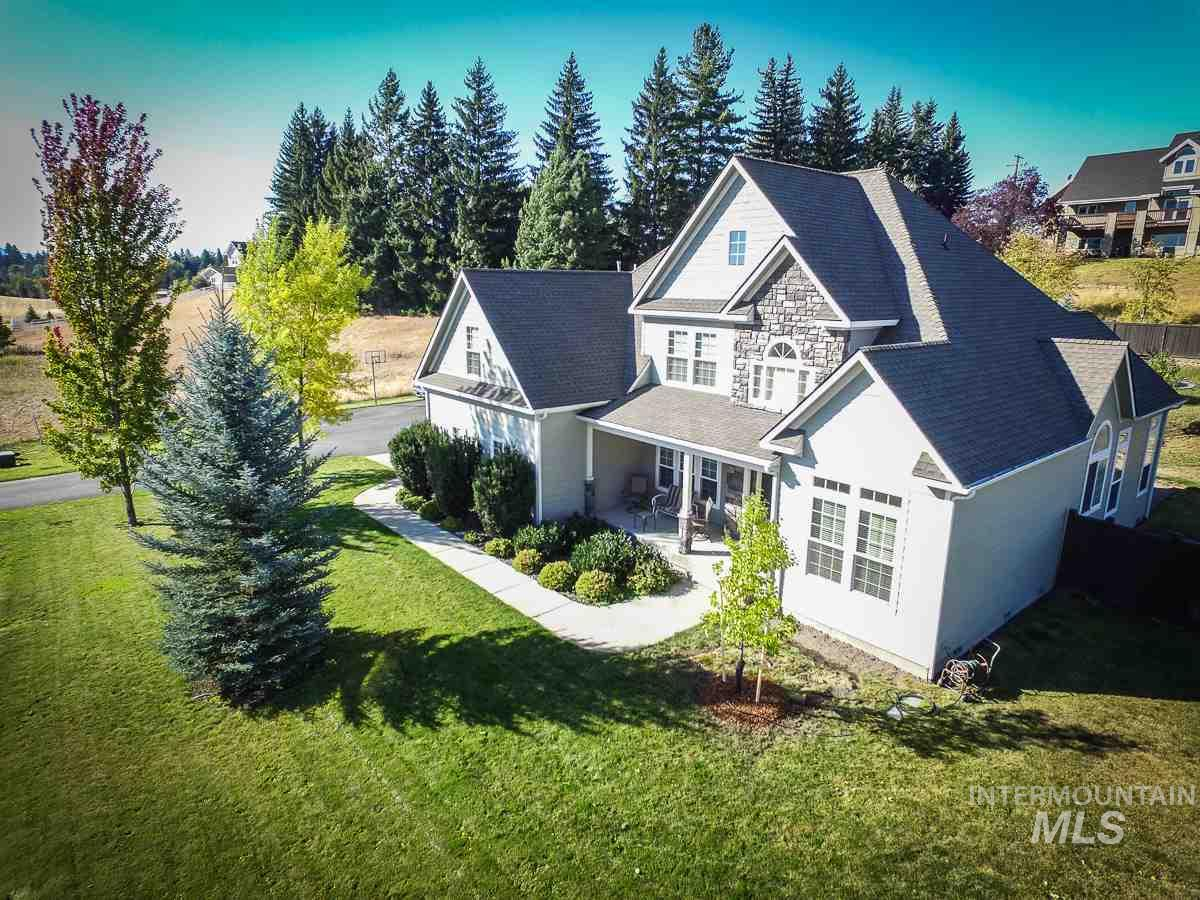 Single Family Home for Sale at 1867 Arborcrest Road 1867 Arborcrest Road Moscow, Idaho 83843