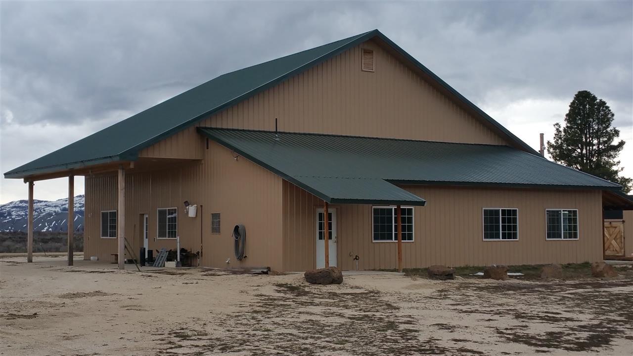 Single Family Home for Sale at 276 E Prairie Rd Prairie, Idaho 83647