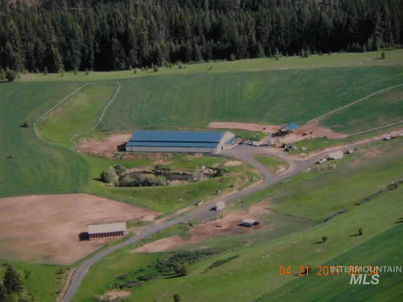 1164 Nora Creek Road, Troy, ID 83871
