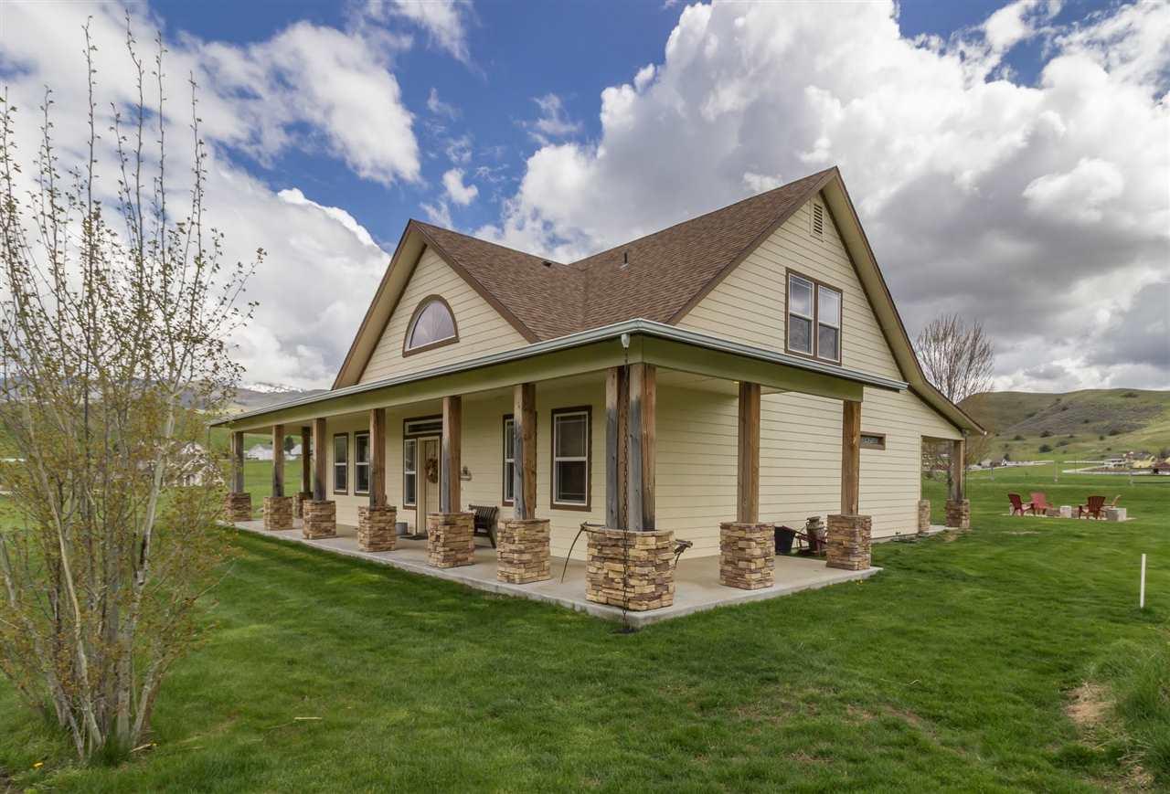 Casa Unifamiliar por un Venta en 27 Waverly Drive Horseshoe Bend, Idaho 83629
