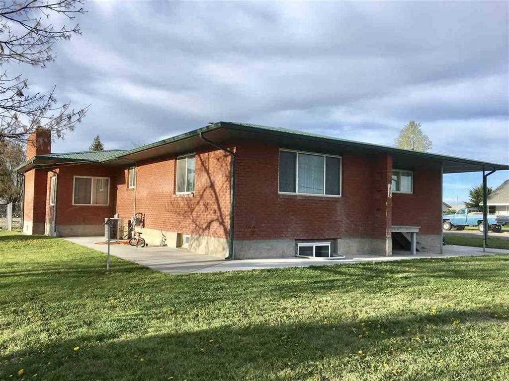 Single Family Home for Sale at 1956 21st Street 1956 21st Street Heyburn, Idaho 83336