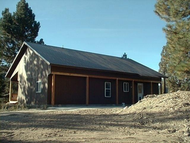 独户住宅 为 销售 在 27 & 29 McIntyre Gulch Road 27 & 29 McIntyre Gulch Road Idaho City, 爱达荷州 83631