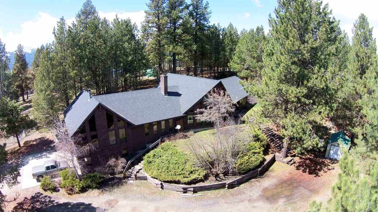 Single Family Home for Sale at 940 Dam Road Cascade, Idaho 83611