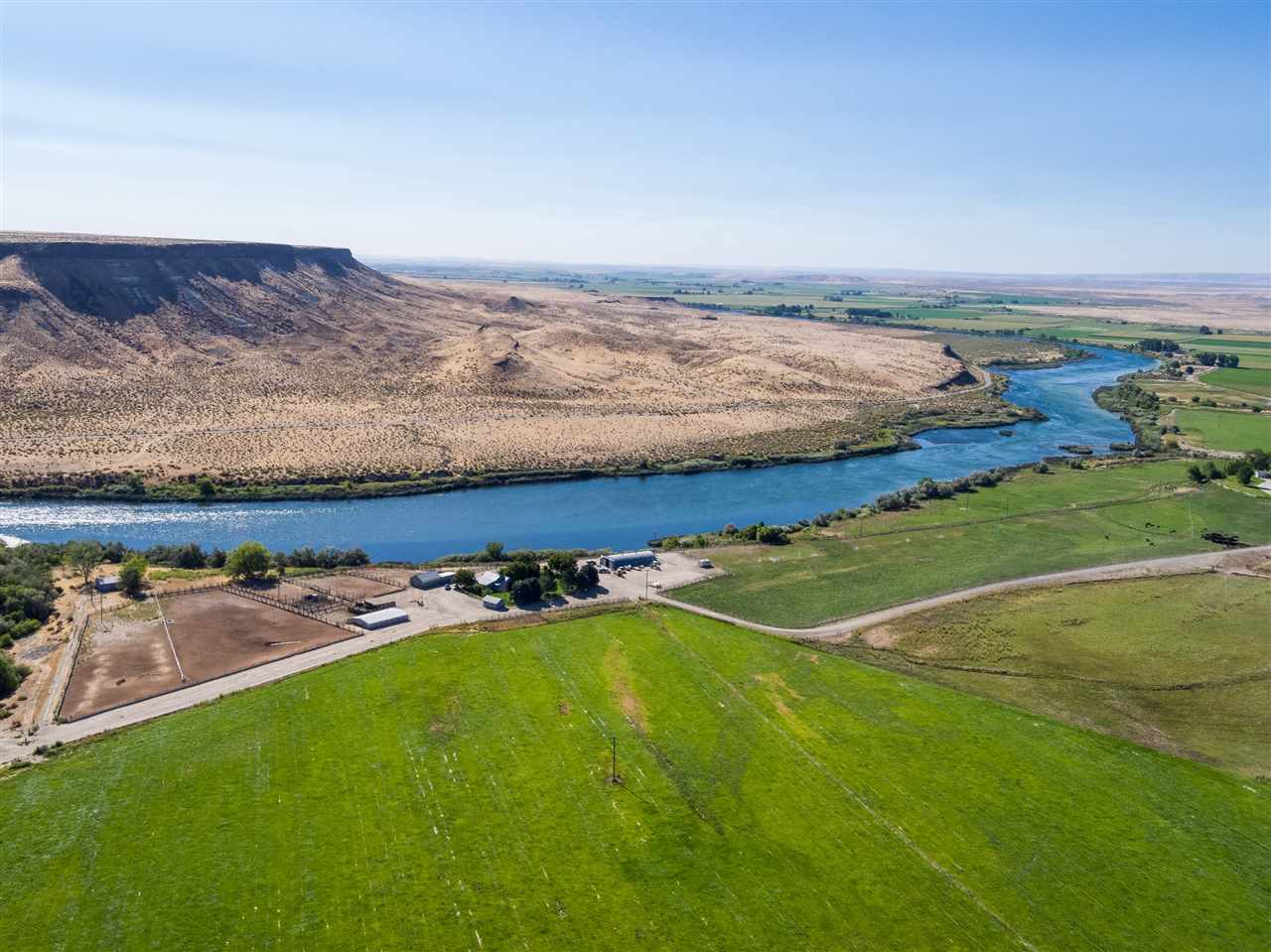 Farm / Ranch for Sale at Snake River Farm Grand View, Idaho 83624