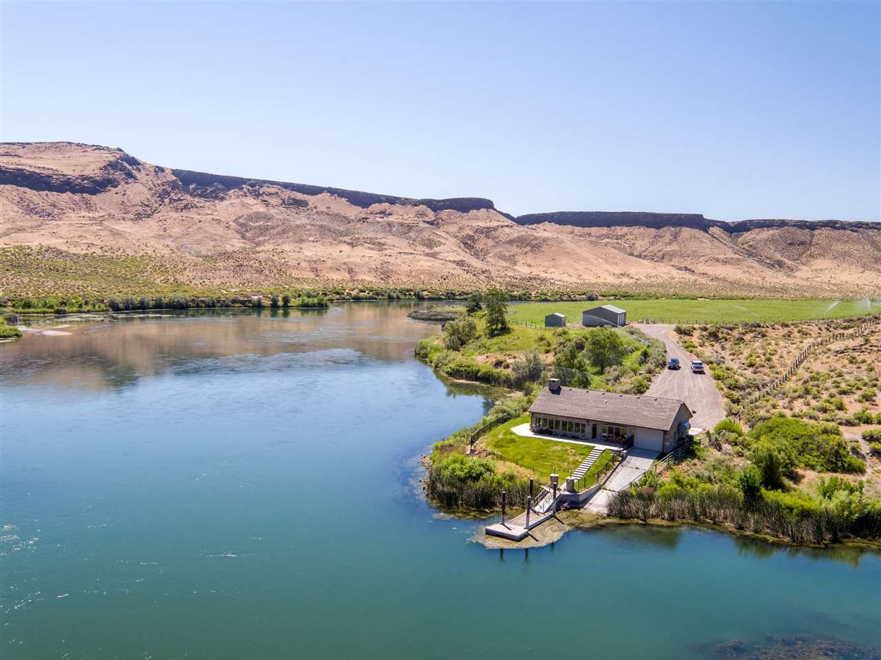 Farm / Ranch for Sale at Bonus Cove Ranch Grand View, Idaho 83624