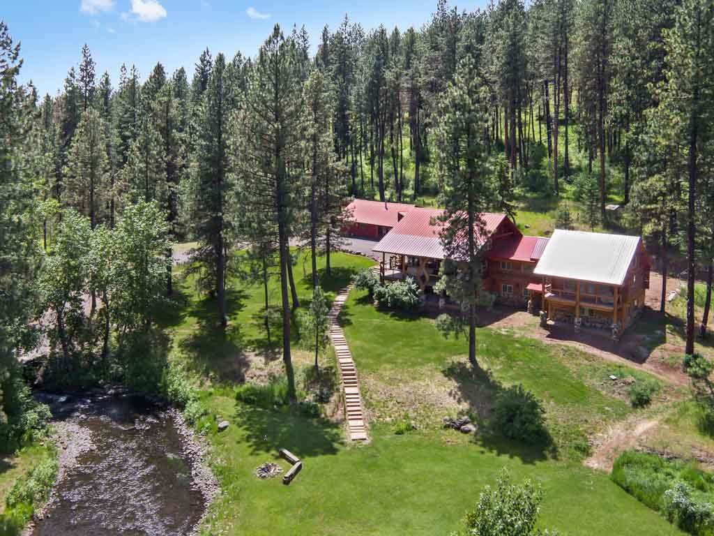 Casa Unifamiliar por un Venta en 2850 W Fork Road Council, Idaho 83612