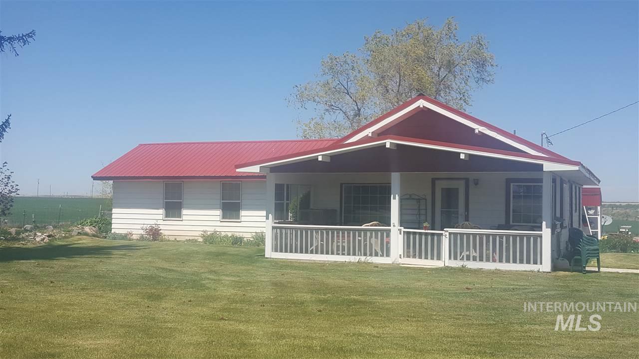 Casa Unifamiliar por un Venta en 2564 Hwy 25 2564 Hwy 25 Hazelton, Idaho 83335