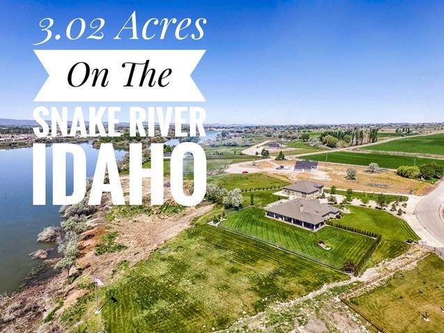 Single Family Home for Sale at 25445 Marina Ct Wilder, Idaho 83676